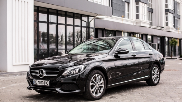 Mercedes-Benz C 300 4MATIC 2015